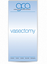 Vasectomy Brochure